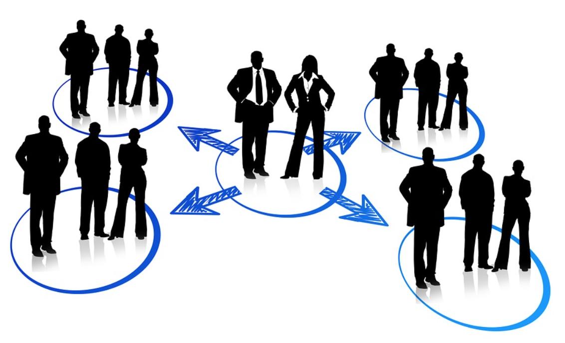 Netwerken voor en door rekencoördinatoren