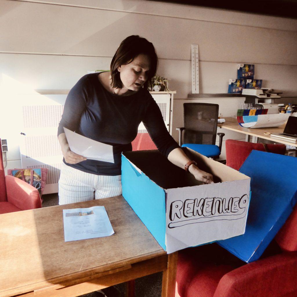 rekenspellenwedstrijd - jurylid Corinne Harten