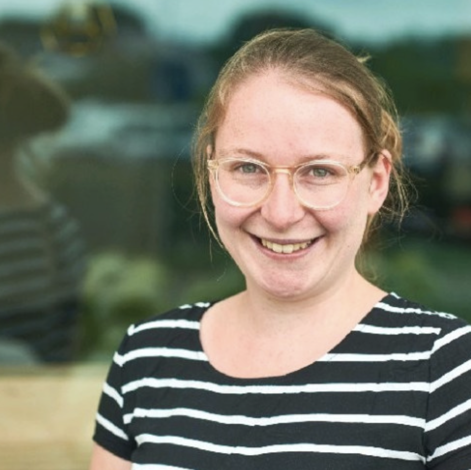 Daphne Bunskoeke NVORWO bestuur
